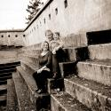 fort rodd hill family photography